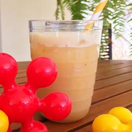Suco de caju com laranja