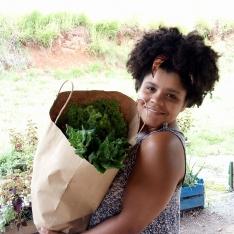 Plantar orgânicos para colher saúde