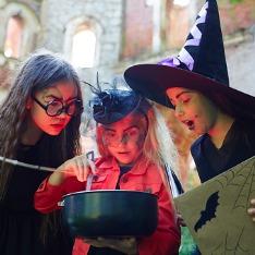 3 receitas de Halloween para fazer com as crianças