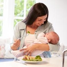 """Leite materno """"temperado"""" ajuda na formação do paladar do bebê"""