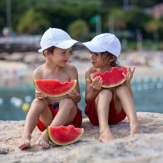 O que oferecer para as crianças na praia?