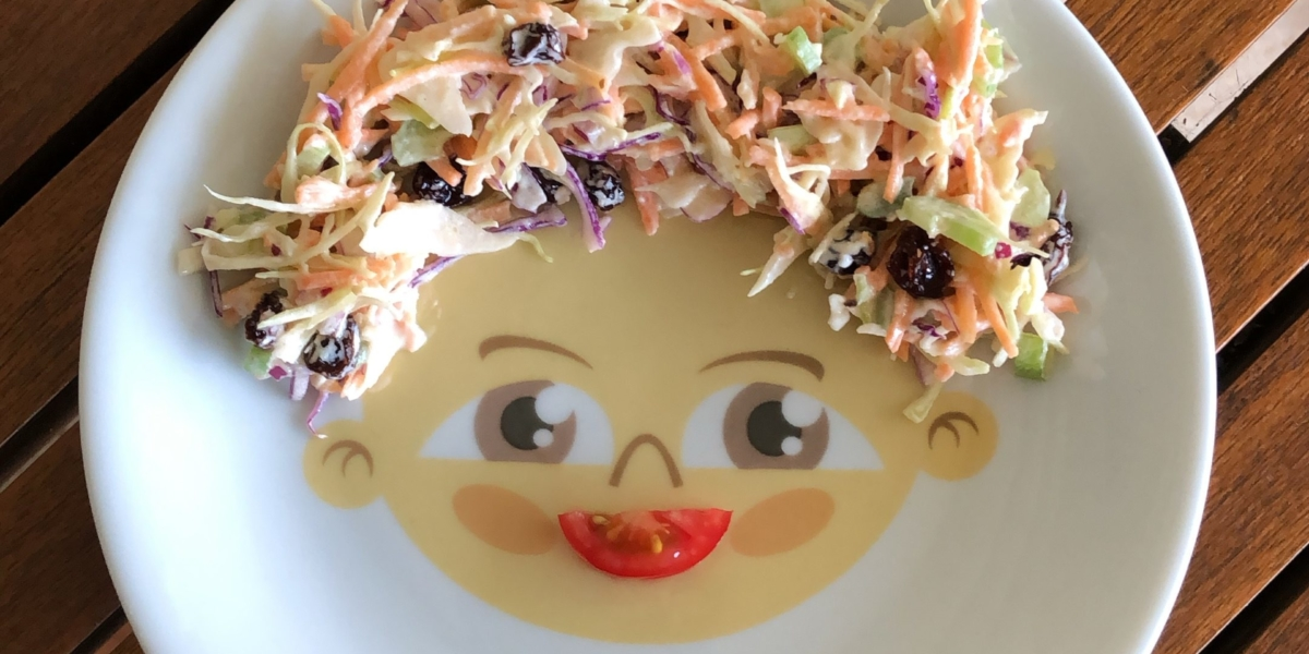Salada de repolho (Cole Slaw)