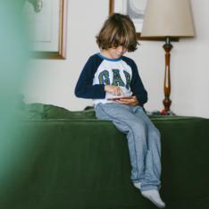 Mídias sociais são má influência na alimentação nas crianças?