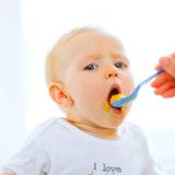 O reflexo de GAG e a introdução alimentar