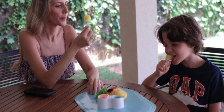 O papel dos pais na construção da alimentação saudável infantil