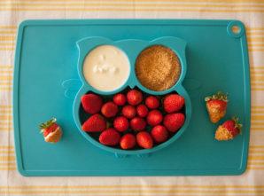 10 snacks saudáveis para as crianças