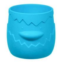 Copinho Ovo com Pintinho Azul - Gourmet Jr.