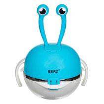 Kit de Refeição Kids 5 em 1 - Caranguejo Azul - Berz
