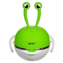 Kit de Refeição Kids 5 em 1 - Caranguejo Verde - Berz