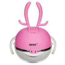 Kit de Refeição Kids 5 em 1 - Cervo Rosa - Berz