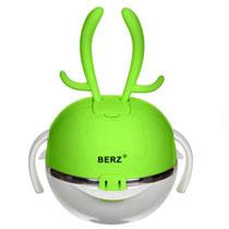 Kit de Refeição Kids 5 em 1 - Cervo Verde - Berz